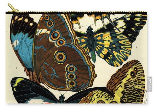Butterflies, Plate-2 Carry-all Pouch