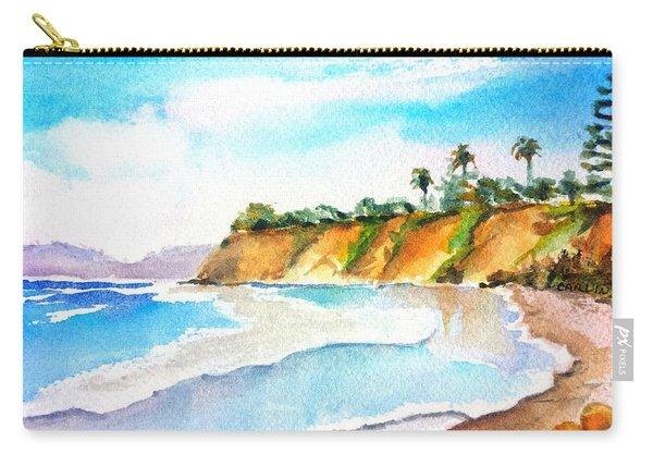 Butterfly Beach Santa Barbara Carry-all Pouch