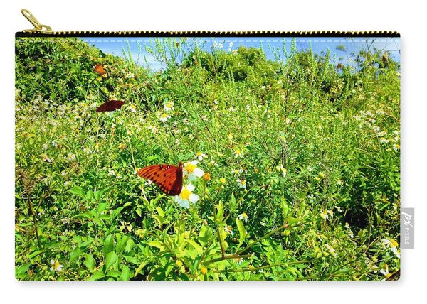 Butterfly Bonanza Carry-all Pouch
