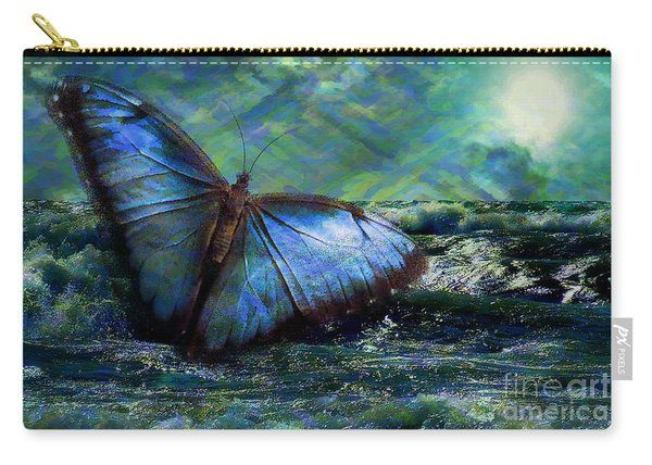 Butterfly Dreams 2015 Carry-all Pouch