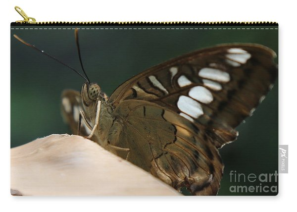 Butterfly Macro Carry-all Pouch