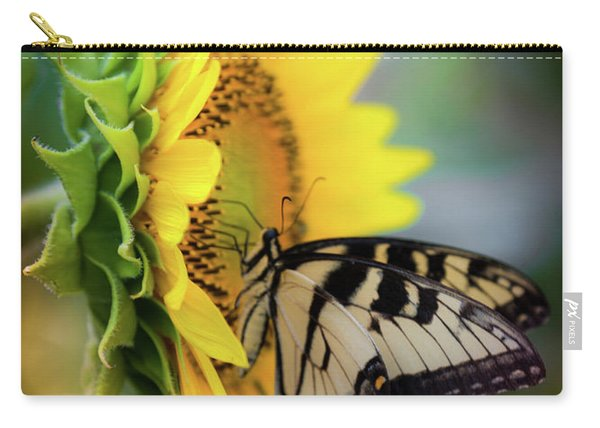 Butterfly Mornings Carry-all Pouch