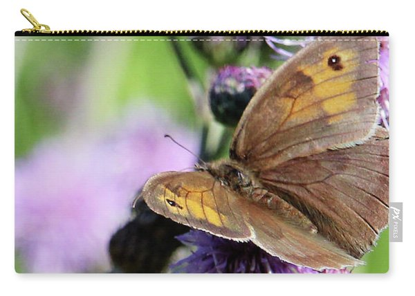 Butterfly Photograph  Carry-all Pouch