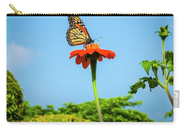 Butterfly Perch Carry-all Pouch