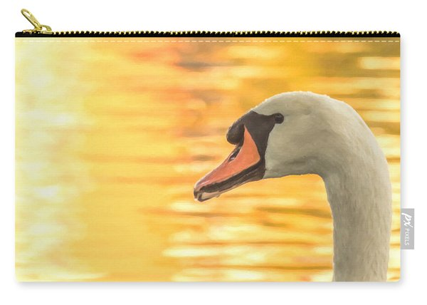Carry-all Pouch featuring the photograph By Dawn's Light by Garvin Hunter