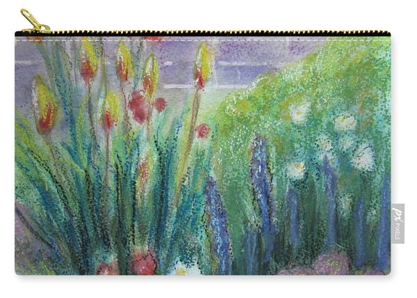 By The Garden Wall Carry-all Pouch