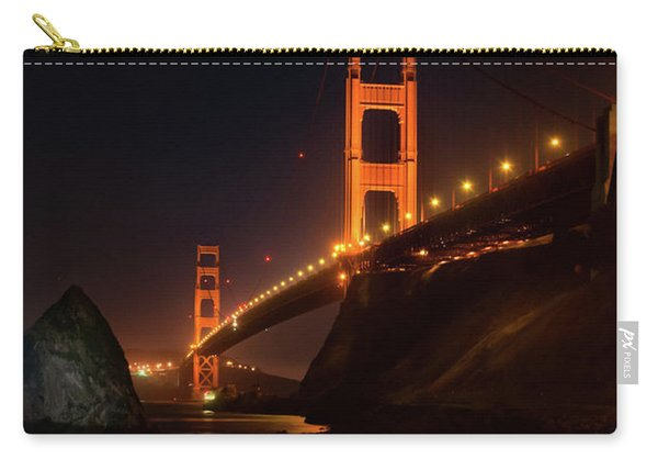 By The Golden Gate Carry-all Pouch
