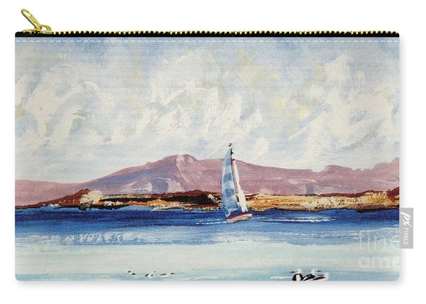 By The Lighthouse Carry-all Pouch