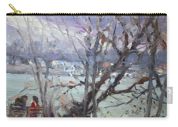 By Tonawanda Canal Carry-all Pouch