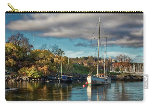 Bygdoy Harbor Carry-all Pouch