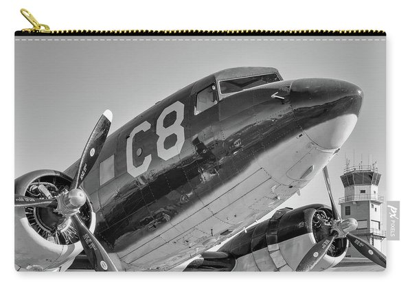 C-47 - 2017 Christopher Buff, Www.aviationbuff.com Carry-all Pouch