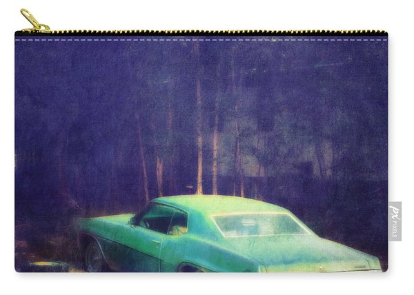 The Old Car Carry-all Pouch