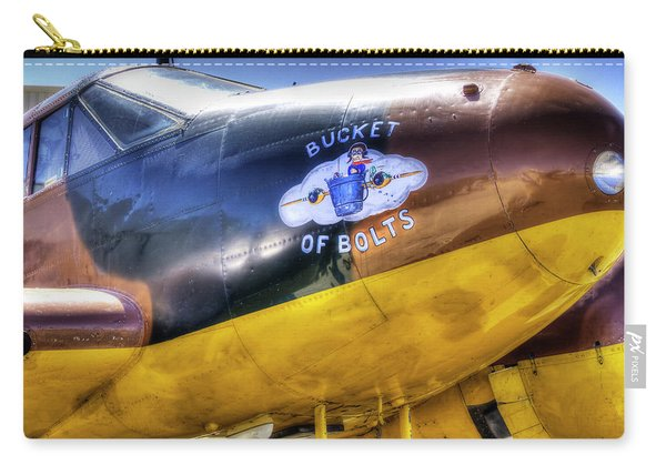 C45 Nose Art Carry-all Pouch