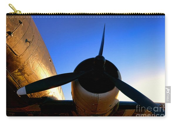 C47 Sunset Carry-all Pouch
