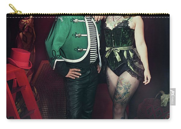 Cabaret Performers Carry-all Pouch