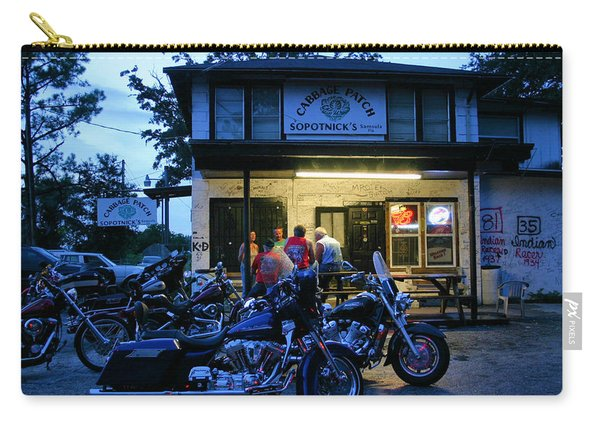 Cabbage Patch Bikers Bar Carry-all Pouch