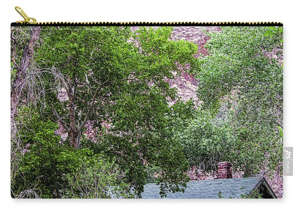 Cabin At Phantom Ranch Carry-all Pouch