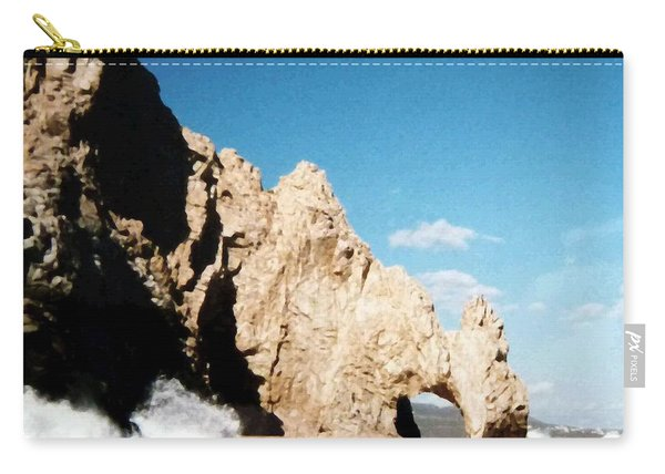 Cabo San Lucas Arch Carry-all Pouch