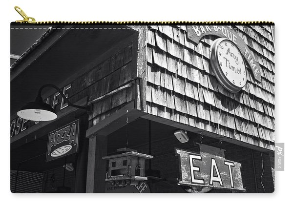 Bar B Que Caboose Cafe Carry-all Pouch