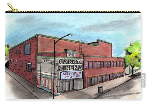 Cabot Cinema Beverly Carry-all Pouch