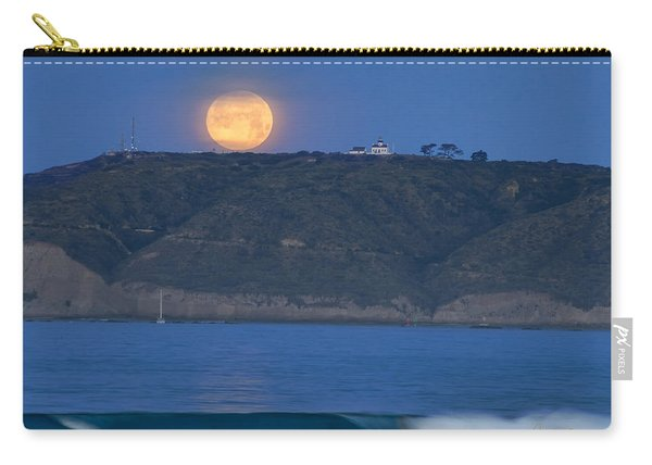 Cabrillo Moon Carry-all Pouch