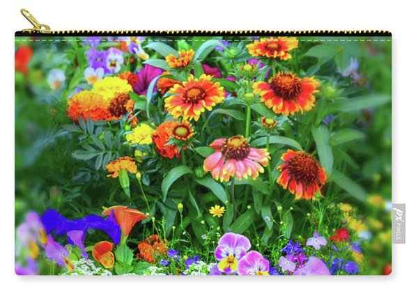 Summer Symphony Of Color Carry-all Pouch