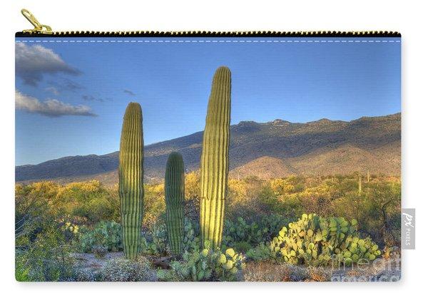 Cactus Desert Landscape Carry-all Pouch