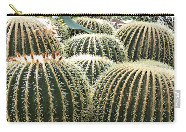 Cactus In Michigan Carry-all Pouch