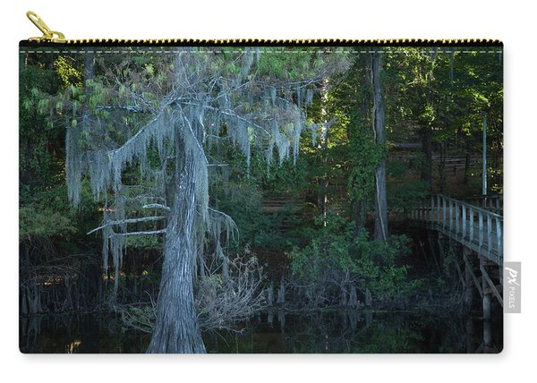 Caddo Lake #1 Carry-all Pouch