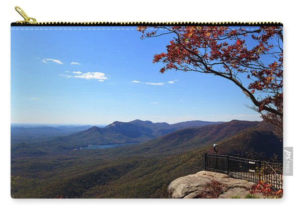 Caesars Head State Park In Upstate South Carolina Carry-all Pouch