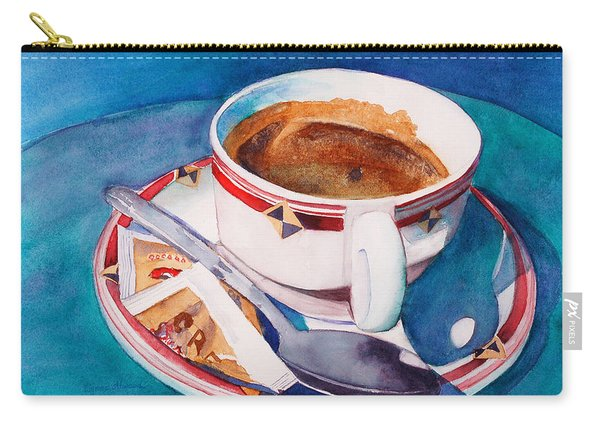Cafe Con Leche Carry-all Pouch