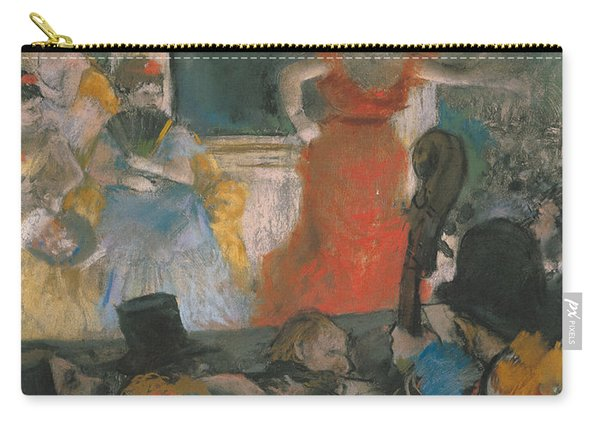 Cafe Concert At Les Ambassadeurs Carry-all Pouch