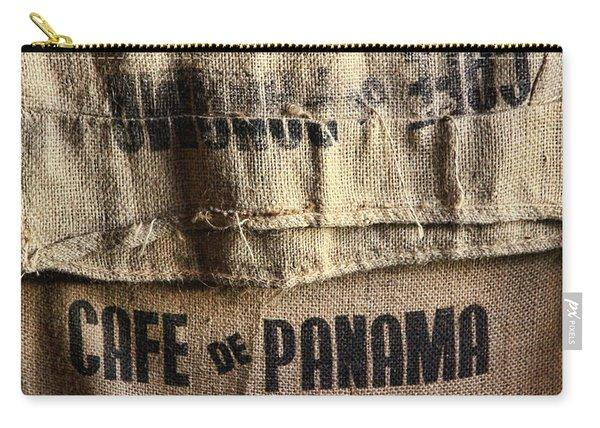 Cafe De Panama Carry-all Pouch
