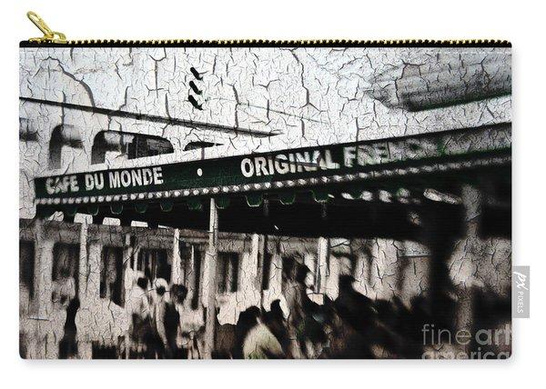 Cafe Du Monde Carry-all Pouch