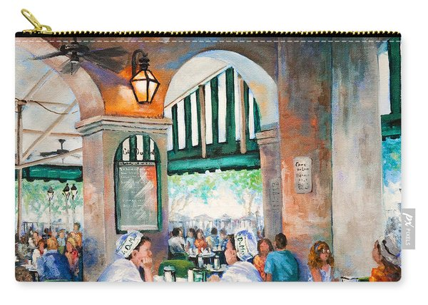 Cafe Girls Carry-all Pouch