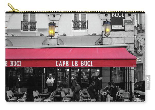 Cafe Le Buci Carry-all Pouch