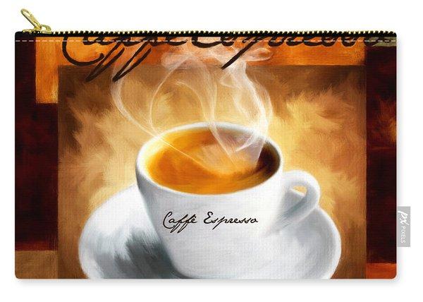 Caffe Espresso Carry-all Pouch