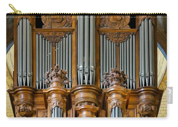 Cahors Cathedral Organ Carry-all Pouch