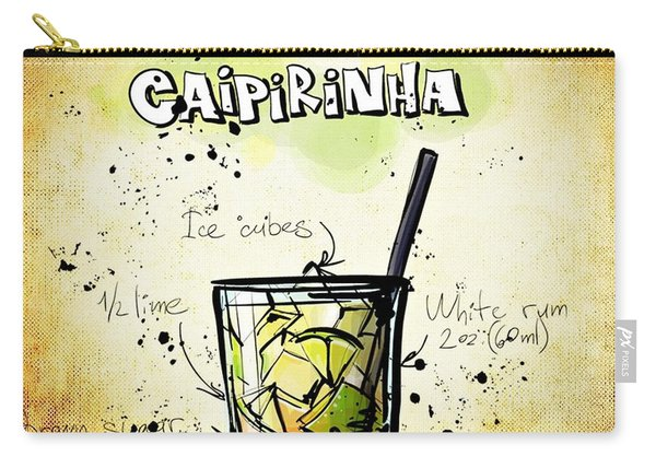 Caipirinha Carry-all Pouch