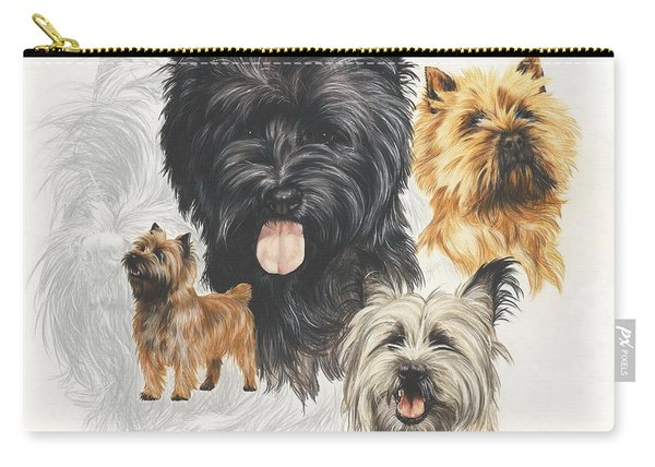 Cairn Terrier Revamp Carry-all Pouch