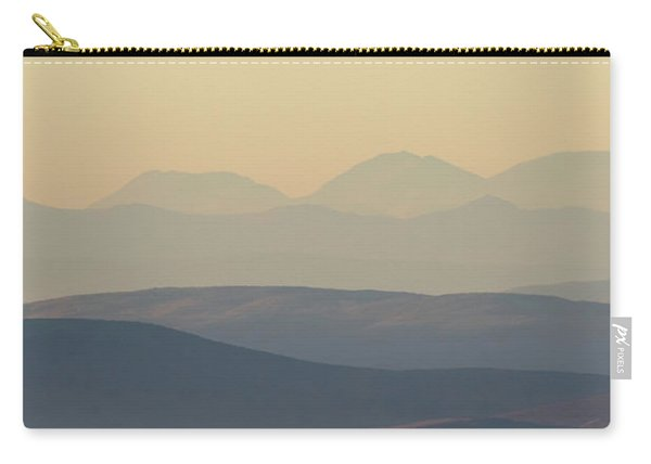 Cairngorms Sunset Carry-all Pouch