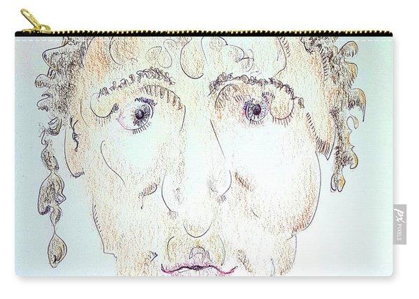 Caius Lividicus Carry-all Pouch
