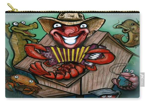 Cajun Critters Carry-all Pouch