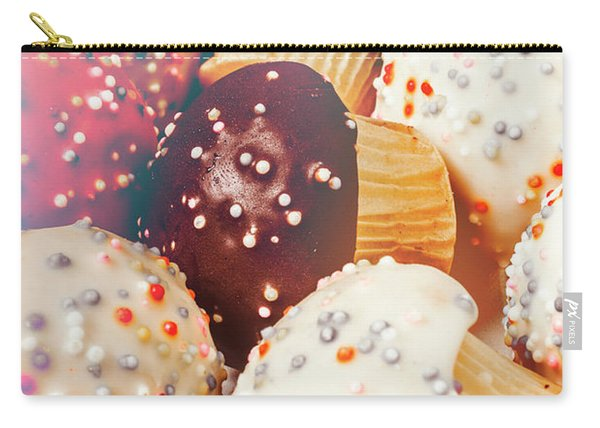 Cakes Of Confection Carry-all Pouch