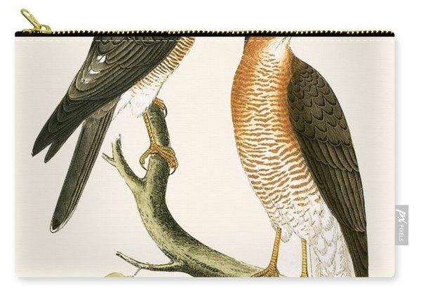Calcutta Sparrow Hawk Carry-all Pouch