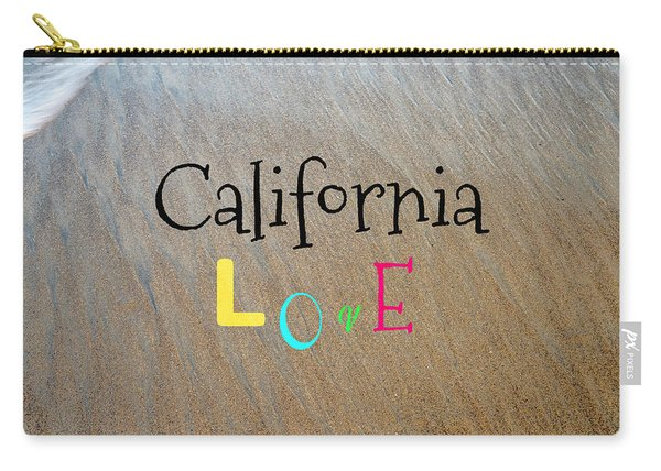 Cali Love Carry-all Pouch
