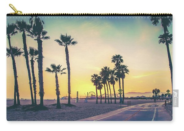 Cali Sunset Carry-all Pouch