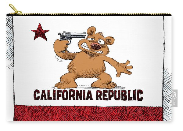California Budget Suicide Carry-all Pouch