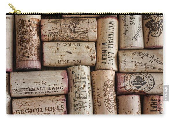 California Corks Carry-all Pouch