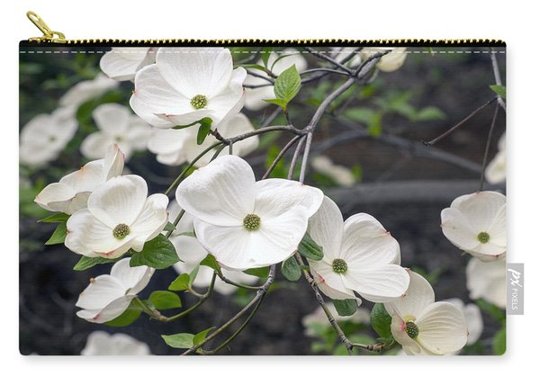 California Dogwood Carry-all Pouch
